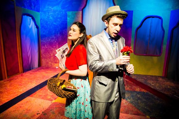 Emily Goldberg and Brian Fimoff