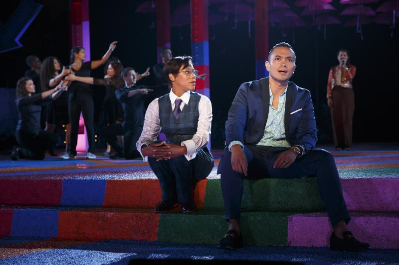 BWW Review: Shaina Taub's Score Highlights Public Works' Colorful and Lively TWELFTH NIGHT