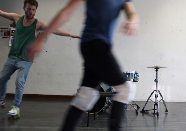 Photo Flash: Rehearsal Photos Released for PUNKPLAY at Southwark Playhouse