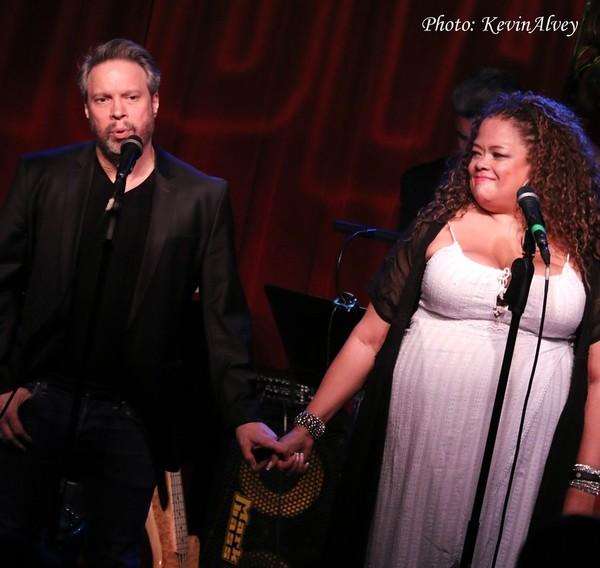 Billy Joe Young and Natalie Douglas Photo