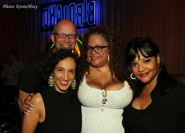 Scott Coulter, Gabrielle Stravelli, Natalie Douglas and Paula Dione Ingram