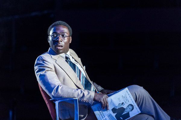Photo Flash: First Look at LABYRINTH at Hampstead Theatre