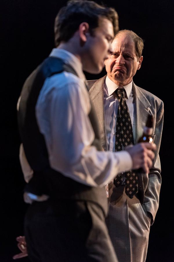 Sean Delaney and Philip Bird