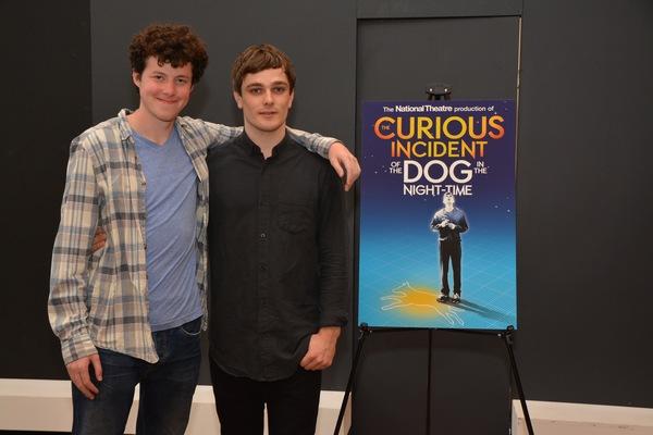 Adam Langdon and Benjamin Wheelwright Photo