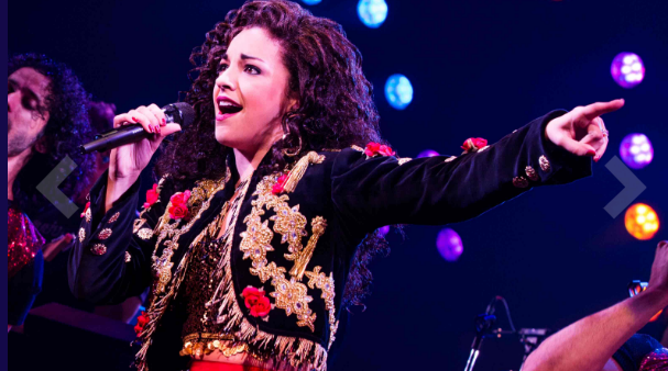 The Show Must Go On! ON YOUR FEET Performs Full Production Without Working Sets
