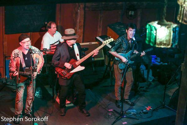 Russ Velazquez,Bill Miller, Bill Teeley, Tom Teeley Photo