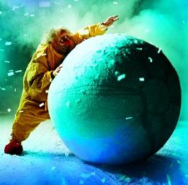 La magia poética de SLAVA'S SNOWSHOW vuelve a España