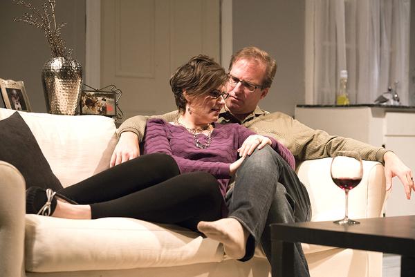 Dave Hayes and Kelly Meg Brennan