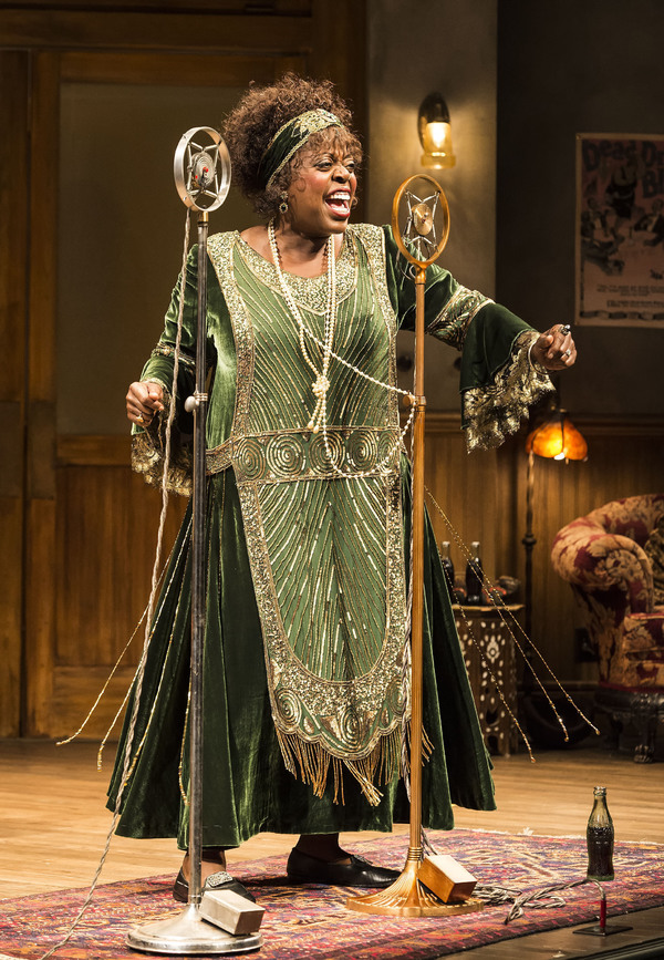 Lillias White Photo by Craig Schwartz