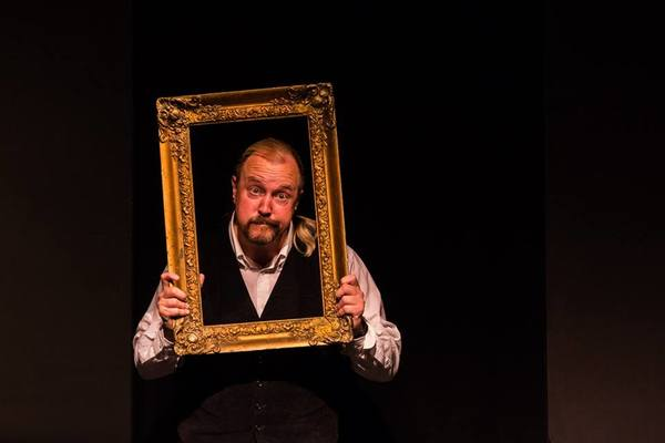 """GARY CHAMBERS (Sir Henry) from the Lakewood Playhouse Production of """"The 3 Person Comedic HOUND OF THE BASKERVILLES"""""""
