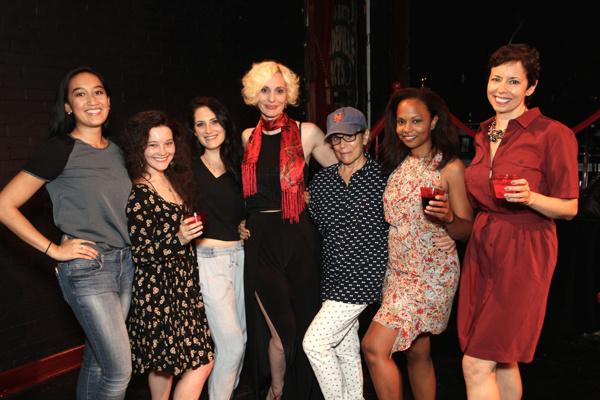 Adrienne Tang, Sarah Smithton, Jodi Bluestein, Jamey Hood, Joan Barber, Lauren Hooper, Joanna Parson