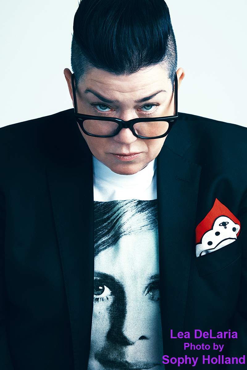BWW Interview: Lea DeLaria's Jazzing It Up With Bowie for Grand Performances' 30th