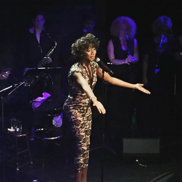 BWW Review: Kevin Smith Kirkwood Embodies Whitney Houston In Dazzling CLASSIC WHITNEY: ALIVE! at Joe's Pub