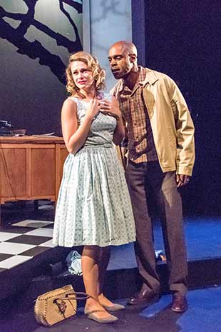 BWW Review: ALABAMA STORY Brings an Intriguing Southern Tale to WHAT