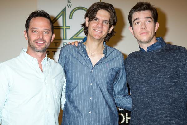 Nick Kroll, Alex Timbers, John Mulaney