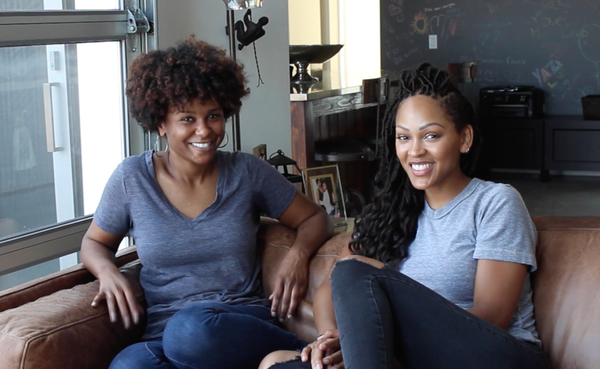 BWW News: Tamara Bass and Megan Good Make Film Debut with own Krazy Actress Productions