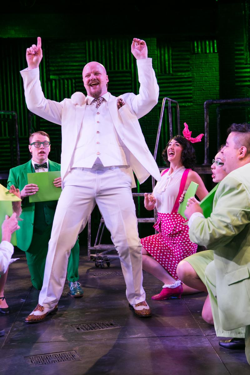 BWW Review: Fun and Irreverent URINETOWN at Constellation Theatre Company