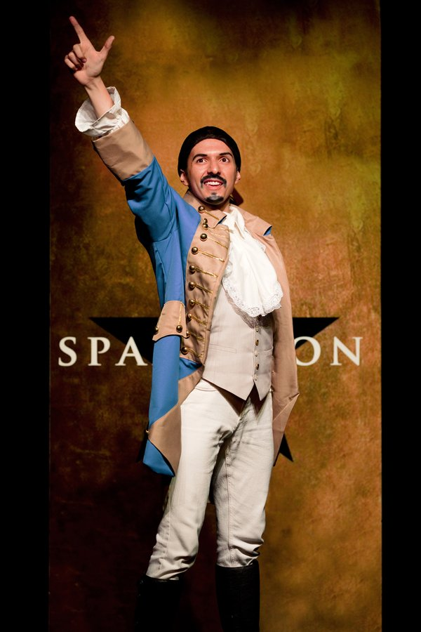 BWW Review: Gerard Alessandrini's SPAMILTON Is The Master Parodist's Masterpiece