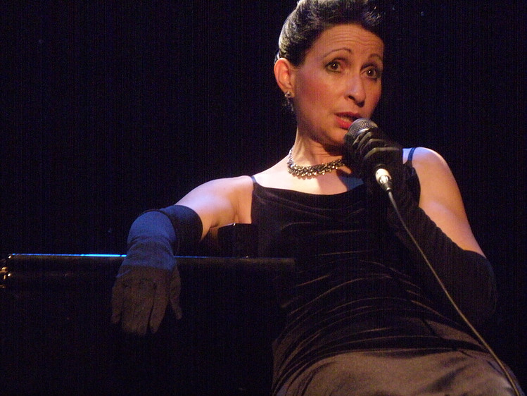 BWW Interview: MAC Award Winner Janice Hall Talks Dietrich and the Thrills of Cabaret Performance Prior to Her Upcoming GRAND ILLUSIONS Revival
