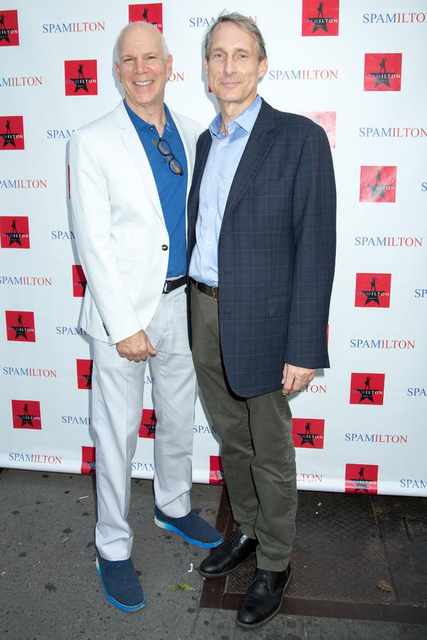 David Zippel, Gregg Edelman