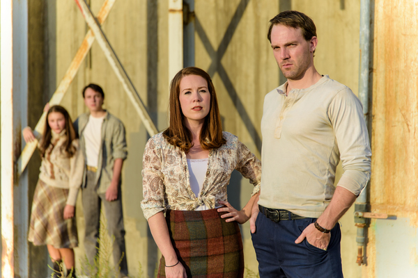 Photo Flash: Meet the Cast of THE LAST SHIP's Regional Premiere in Utah