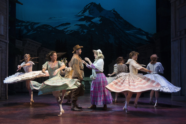 Photos: First Look at SEVEN BRIDES FOR SEVEN BROTHERS at Ogunquit Playhouse