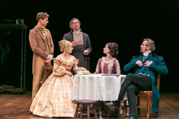 Photo Flash: New Jersey Shakespeare Theatre Presents RED VELVET