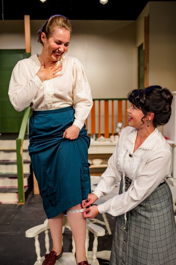 Photo Flash: Tacoma Little Theatre Presents THE UNDERPANTS