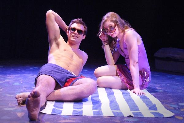 Hunter Garner and Rachel Seiferth Photo