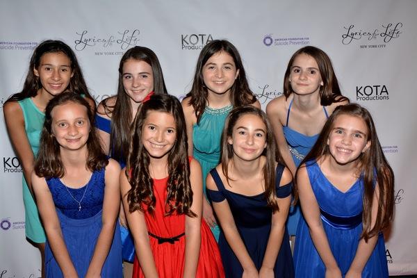Danielle Becht, Victoria Csatay, Caitlyn Kops, Erin Haggerty, Tahlia Elle, Rachel Arianna, Amanda Swickle,, Rachael McVey