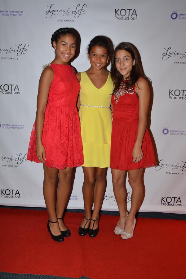 Madison Zamor, Nicole Wildy and Raquel Wallace Photo