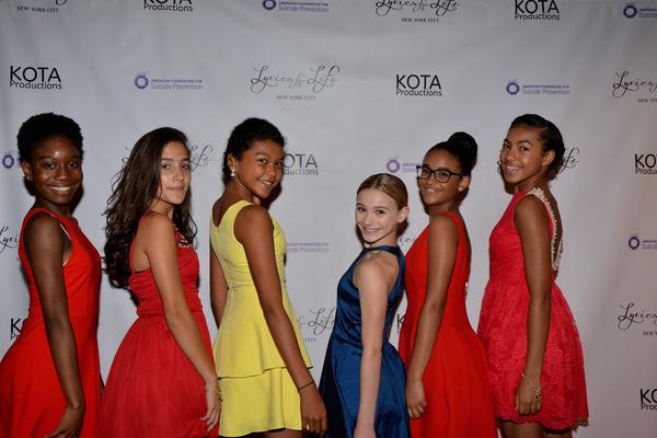 Kalli Donald, Raquel Wallace, Nicole Wildy, Brooke Cheek, Sumaua Bouhbal and Madison  Photo