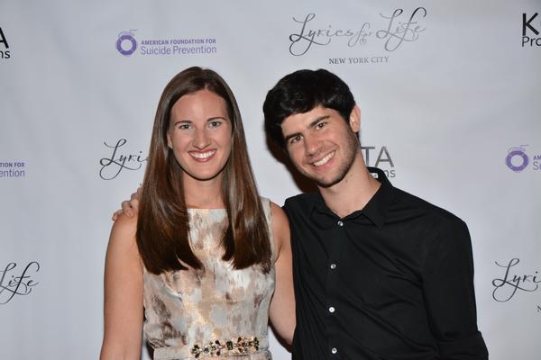 Photo Coverage: Go Inside LYRICS FOR LIFE with Mackenzie Ziegler, Casey Simpson & More!