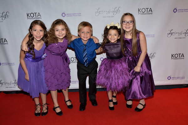 Jolie Wasserman, Cordelia Comando, Thomas Becht, Sophie Knapp and Sofia Pellegrino