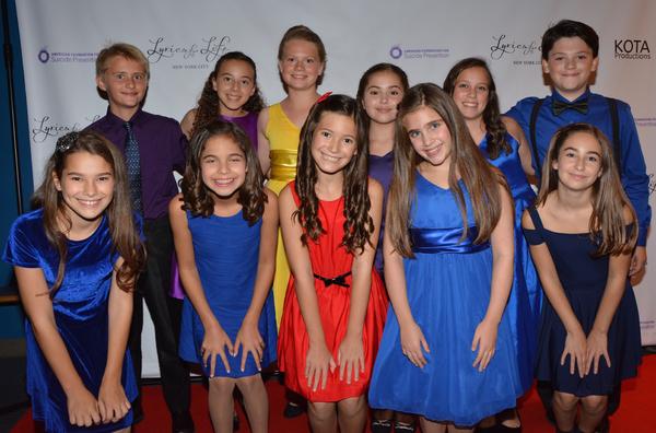 Lily Ramras, Bobby Becht Charlotte Post-Lipnick, Alexa Googel, Zoe Latanision, Caitly Photo