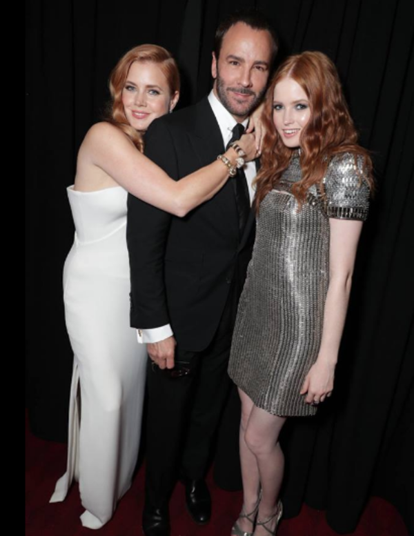 Amy Adams, Aaron Taylor-Johnson, Isla Fisher