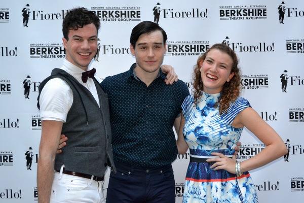 Matt McLean, Dan Cassin, Katie Birenboim  Photo