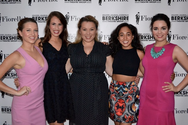 Christy Coco, Collier Cobb, Ana Lovric, Kelsey Ryan Moore, Erika Anclade  Photo