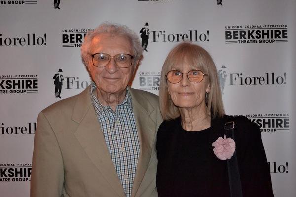 Sheldon Harnick and wife, Margery Gray Harnick