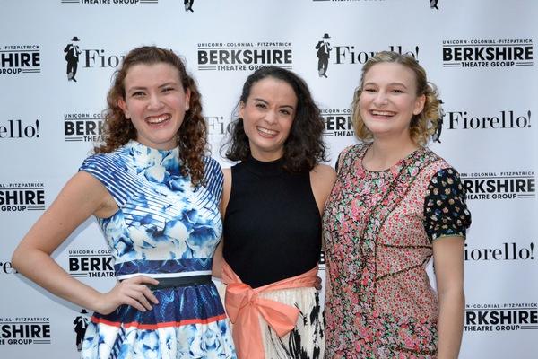 Katie Birenboim, Chelsea Cree Groen, Rebecca Brudner  Photo