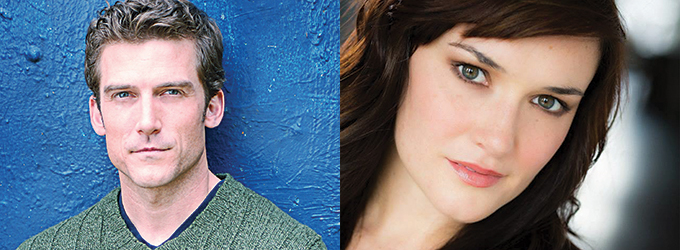 Kevin Kern and Christine Dwyer to Think Happy Thoughts in FINDING NEVERLAND National Tour; Cast Announced!