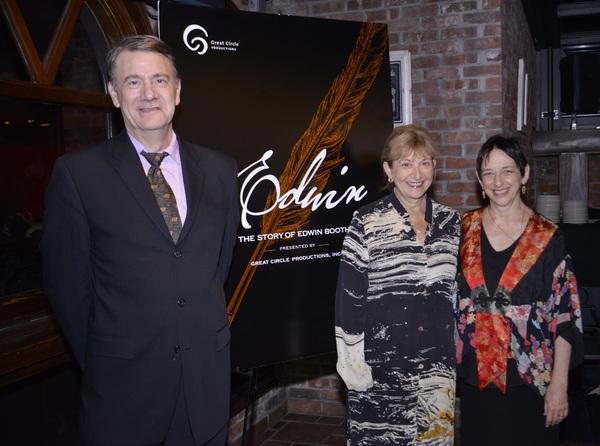 Eric Swanson, Marianna Rosett, and Jane Kosminsky