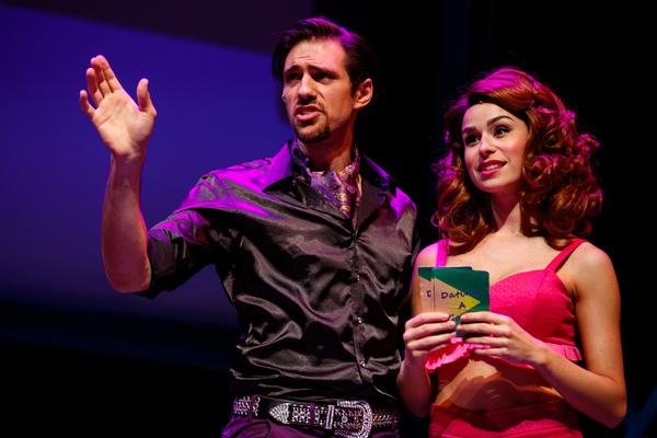Photo Flash: First Look at Broadway-Hopeful HELLDRIVERS OF DAYTONA World Premiere at the Royal George