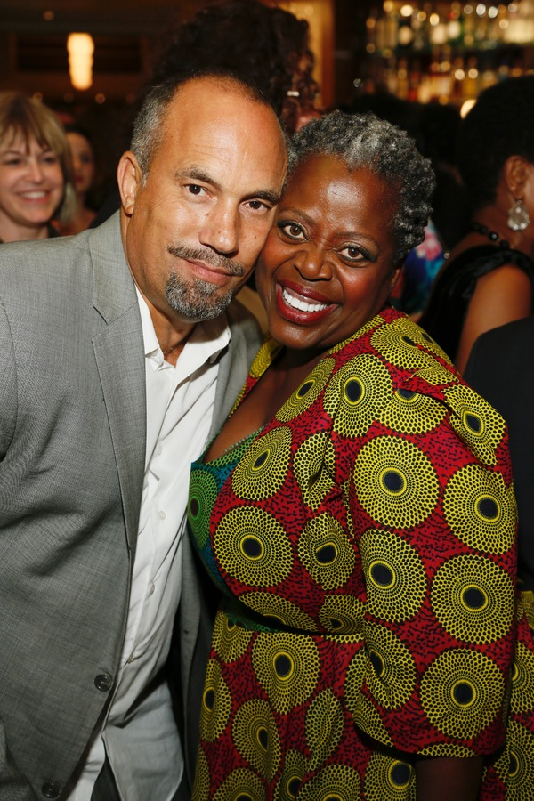 Roger Guenveur Smith and Lillias White