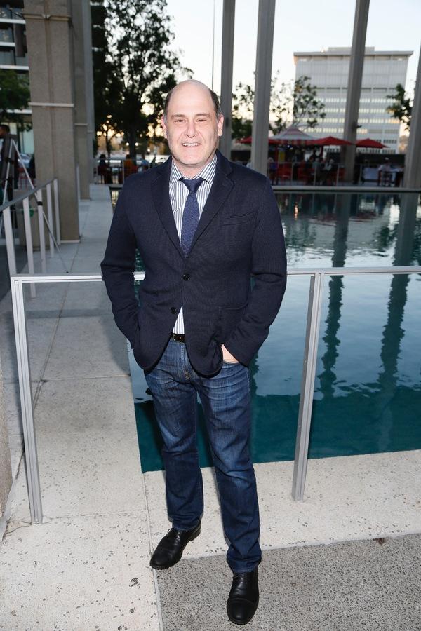 Writer Matthew Weiner