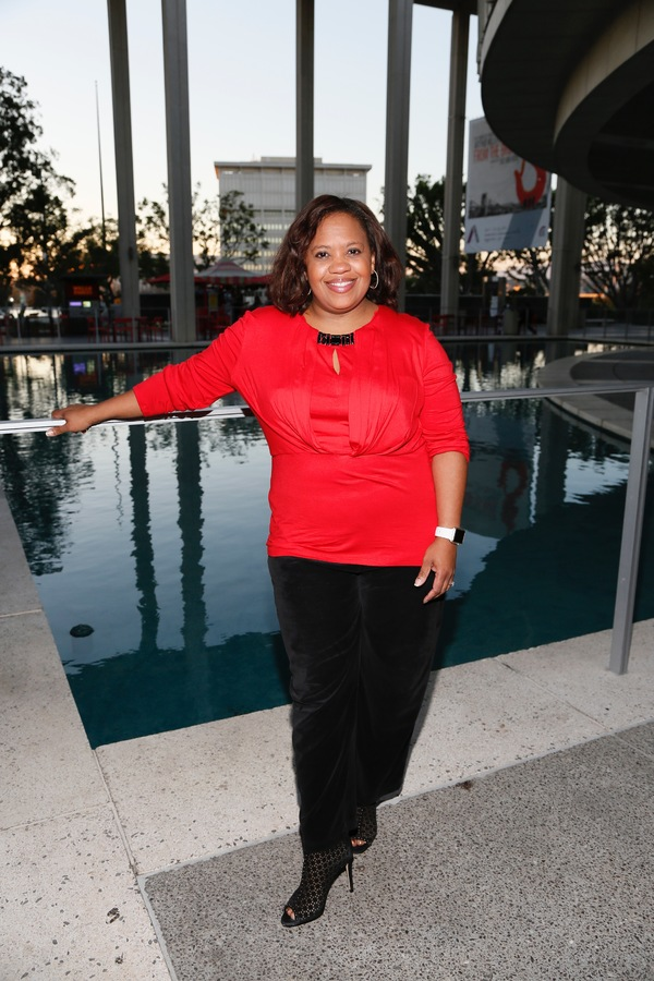 Actress Chandra Wilson