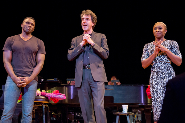 Joshua Henry, Jason Robert Brown, Cynthia Erivo