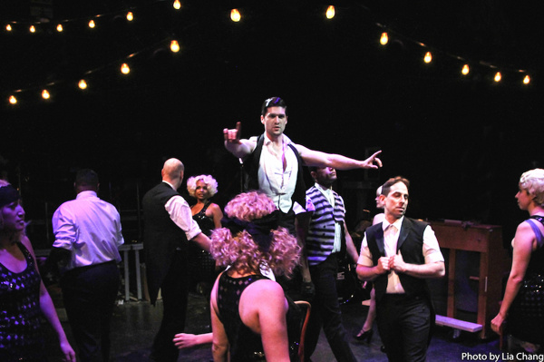 Photos: Jamey Hood and Denis Lambert in B-Side Productions' THE WILD PARTY