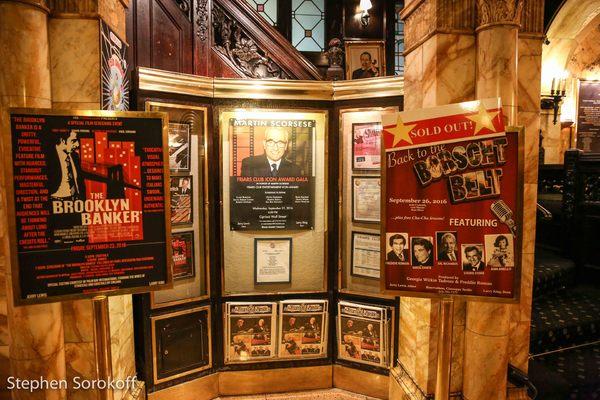 Photos: Michael Riedel Talks Theatre At The Friars Club