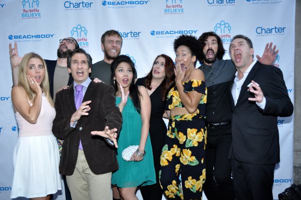 Photo Coverage: Broadway Supports Foster Kids at VOICES FOR THE VOICELESS